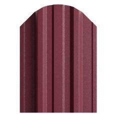 Штакетник  П-образный 116мм DEEP MAT цвет вишня 3005