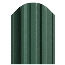 Штакетник  П-образный 116мм DEEP MAT цвет зеленый 6005